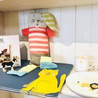 Textilien und Spielzeug für Kinder