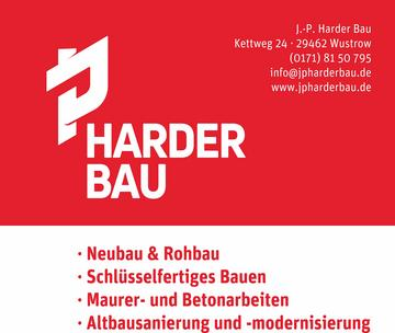 J.-P. Harder Bau Logo